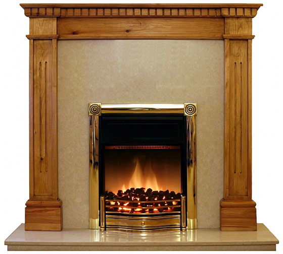 decorative electric fireplace